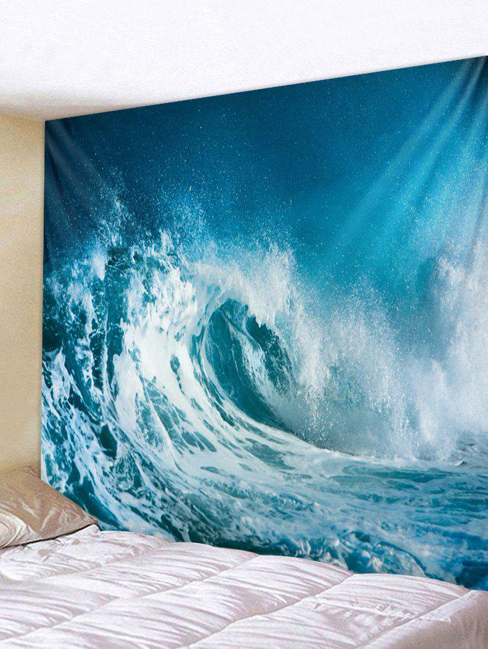 Chic Sea Printed Wall Tapestry Hanging Decoration