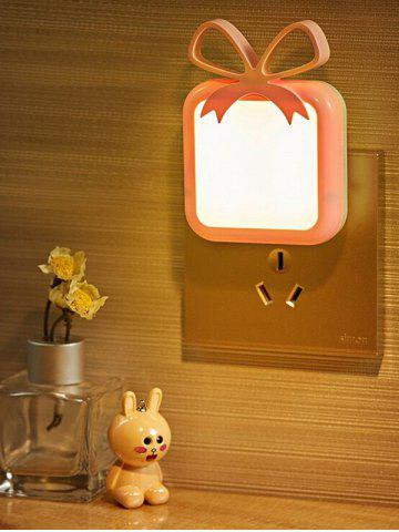 Contrôleur optique LED Bowknot Night Light