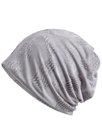 Best Simple Solid Color Breathable Beanie Hat