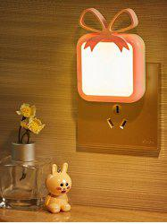 Contrôleur optique LED Bowknot Night Light -