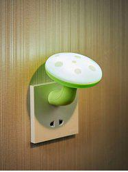 LED Optical Controller Mushroom Night Light -