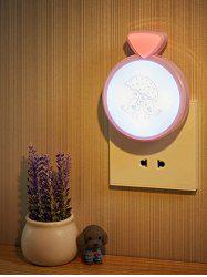 LED Optical Controller Heart Birds Night Light -