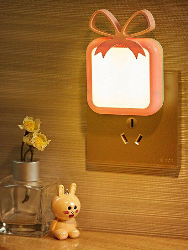 Outfit LED Optical Controller Bowknot Night Light