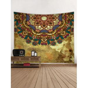 Wall Hanging Art Vintage Print Tapestry -