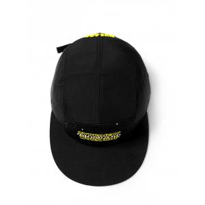 Letter Sentence Embroidery Sport Hat -