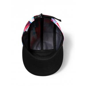 Colored Dreamy Printed Sunscreen Hat -