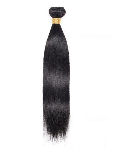 Shops 1Pc Straight Indian Real Human Hair Weave