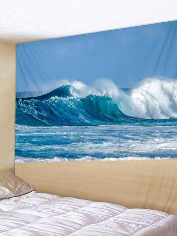Sale Sky Beach Printed Wall Tapestry Hanging Decoration