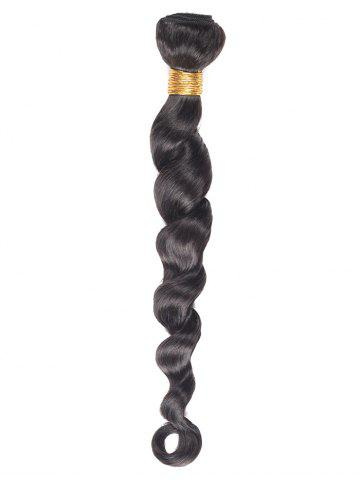 Chic 1Pc Body Wave Indian Real Human Hair Weave