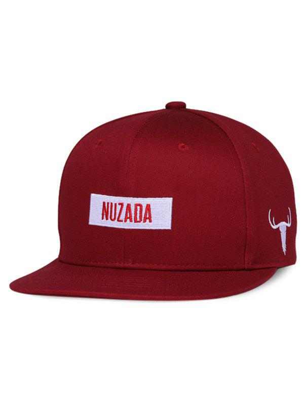 Store NUZADA Bull Embroidery Hunting Hat