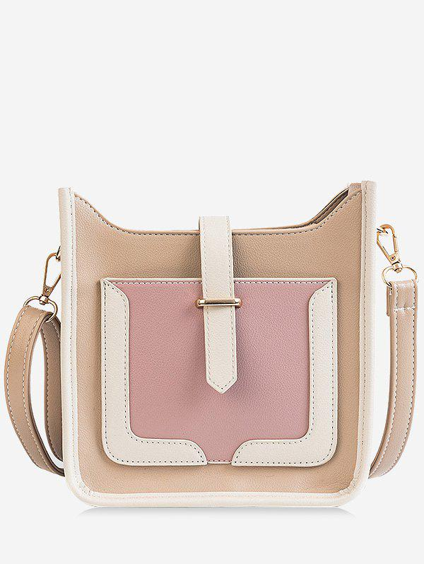 Store Casual Outdoor Color Block Minimalist Crossbody Bag