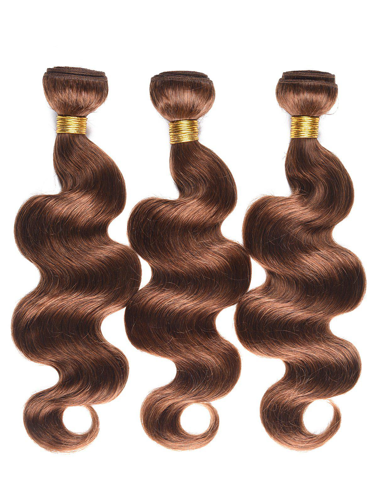 Unique Human Hair Body Wave Hair Weaves