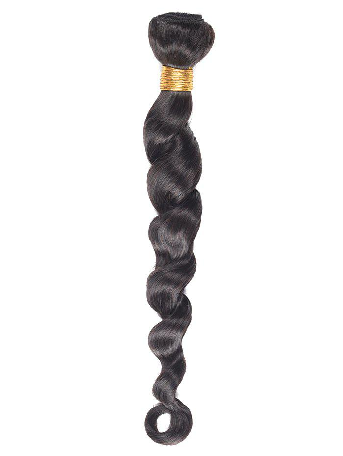 Affordable 1Pc Body Wave Indian Real Human Hair Weave