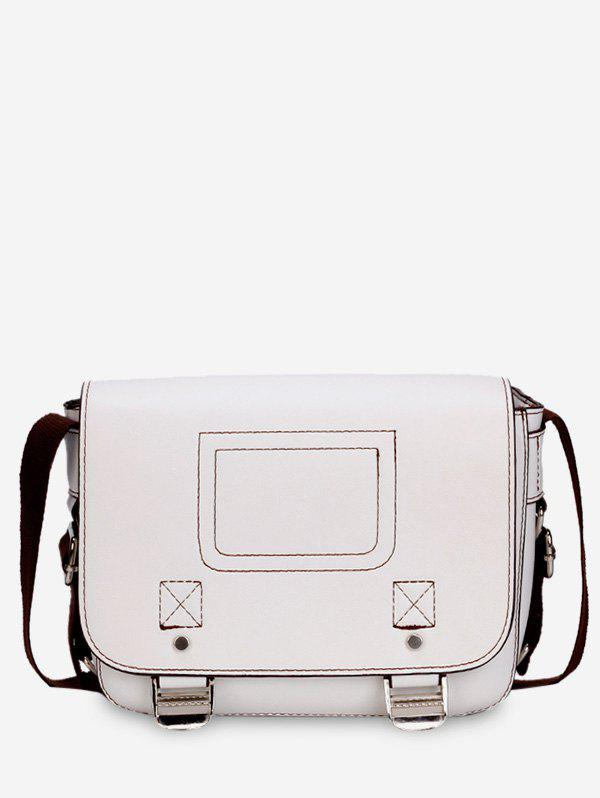 Affordable Retro Minimalist Practical Flapped Crossbody Bag