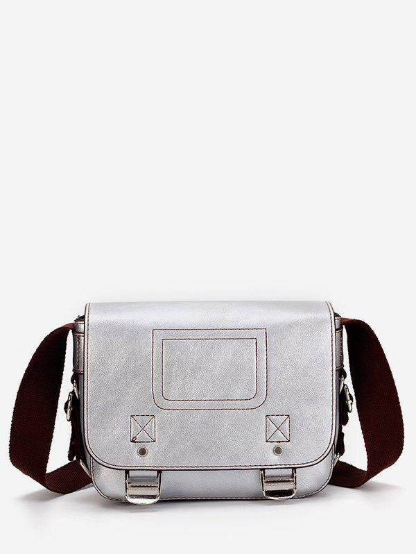 New Retro Minimalist Practical Flapped Crossbody Bag