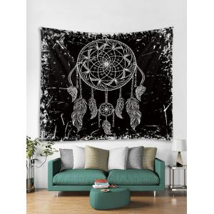 Tenture murale d'art accrochant de Dream Catcher de tapisserie d'art -