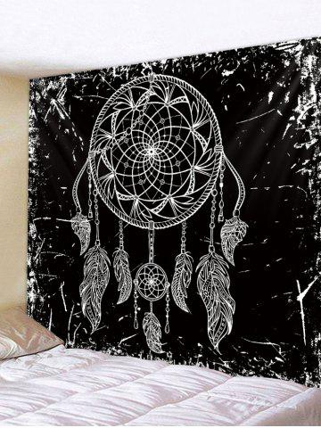 Tenture murale d'art accrochant de Dream Catcher de tapisserie d'art