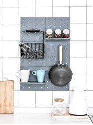 Multifunctional Wall Decorative Storage Rack -