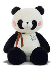 Panda Bowknot Plush Toy -