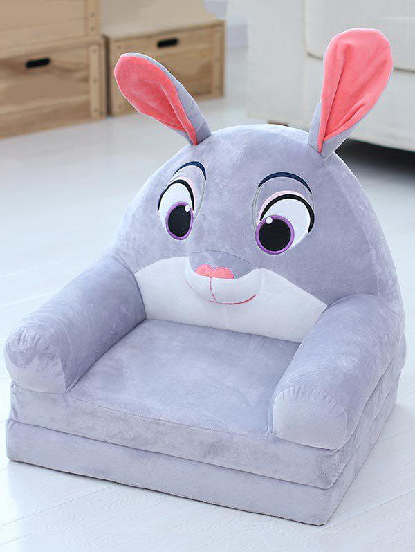 Outfits Cartoon Animal Shaped Foldable Plush Mini Sofa