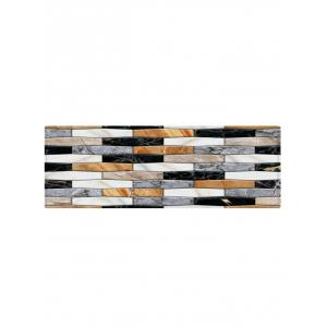 Marble Print Skidproof Area Mat -