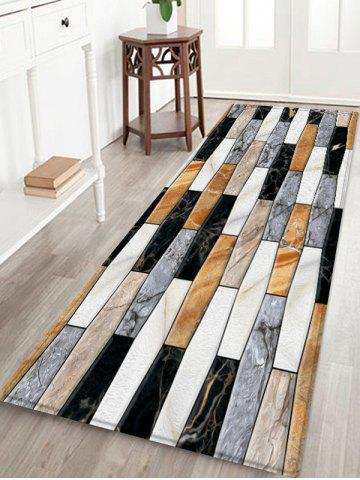 New Marble Print Skidproof Area Mat