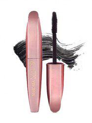 Cosmetic Long Lasting Waterproof Silicone Brush Mascara -