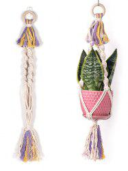 Pot Holder Macrame Plant Hanger Wall Hanging -