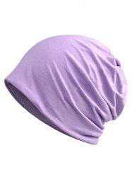 Lightweight Solid Color Soft Slouchy Beanie -
