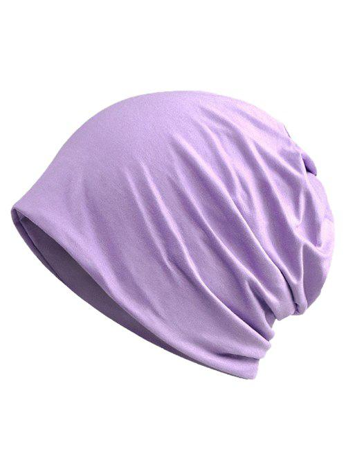 Latest Lightweight Solid Color Soft Slouchy Beanie