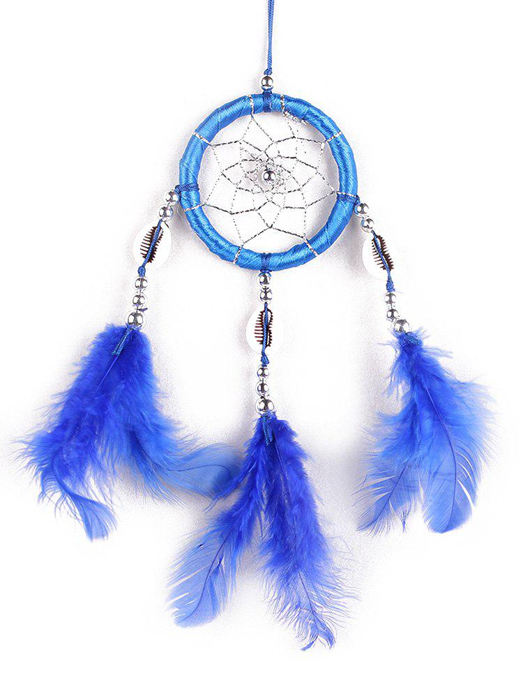 Latest Wall Hanging Shells Feathers Handmade Dream Catcher