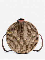 Leisure Vacation Round Shaped Canteen Bag -