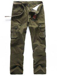 Multi Pockets Tactical Cargo Pants -