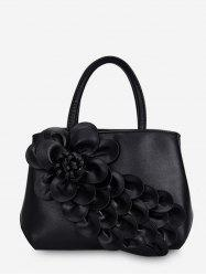 Outdoor Vacation Flower Leisure Tote Bag -