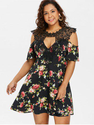 Elegant Black Lace Dress Free Shipping Discount And Cheap Sale