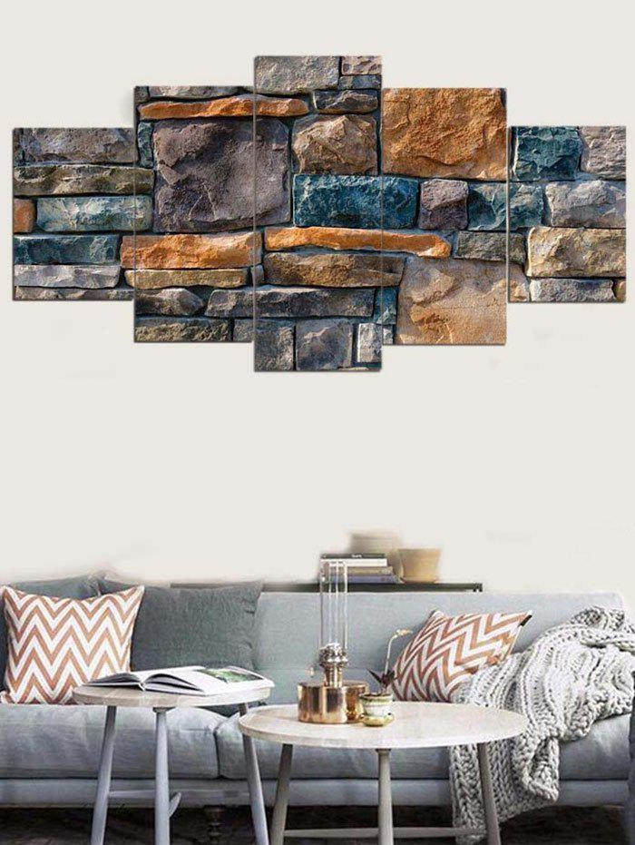 Best Stones Wall Printed Wall Decor Canvas Paintings