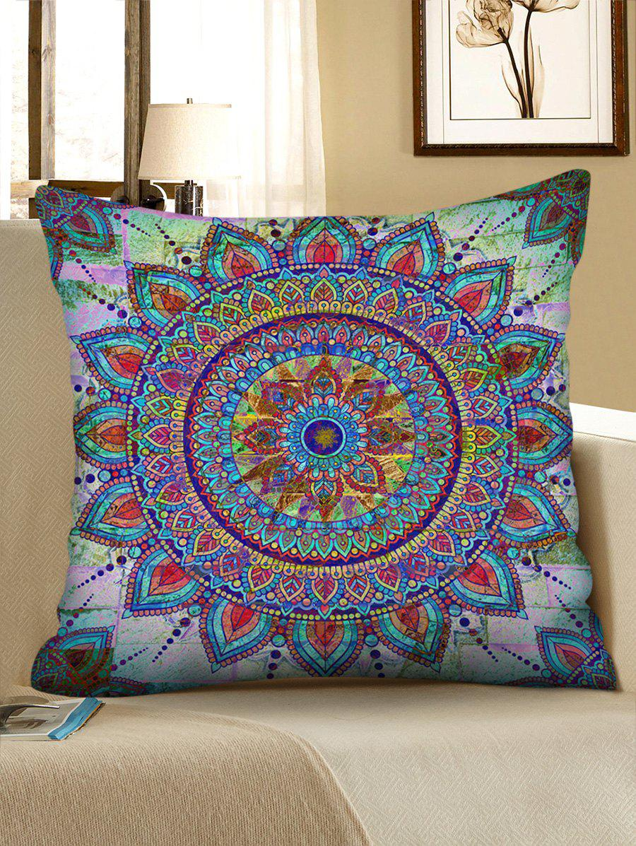 Outfit Mandala Print Decorative Sofa Pillowcase