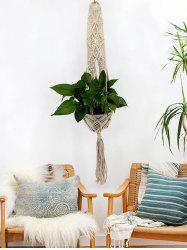 Handmade Macrame Plant Hanging Basket for Plant Pot -