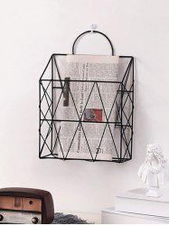 Iron Wall Hanging Storage Holder -