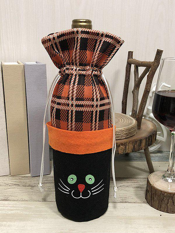 New Halloween Decor Creative Wine Bag