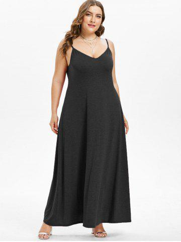 Modest Plus Size Dress Long Sleeve Maxi And Black Cheap With Free