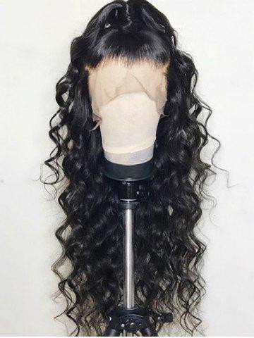 Loose Free Part Long Wave Synthetic Lace Front Wig