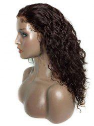 Long Free Part Water Wave Lace Front Synthetic Wig -