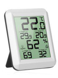 Temperature Humidity Digital Display Thermometer Hygrometer -