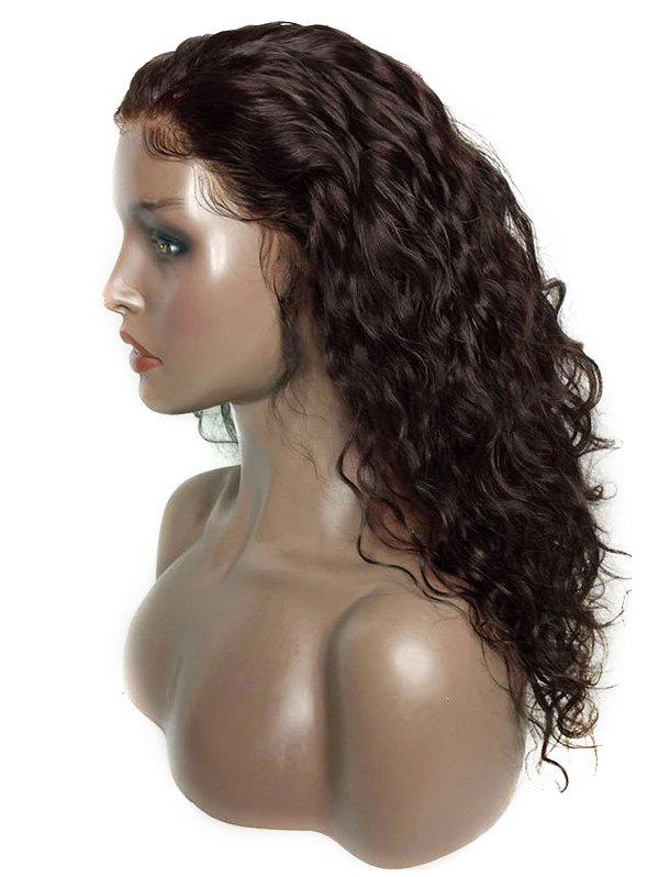 Best Long Free Part Water Wave Lace Front Synthetic Wig