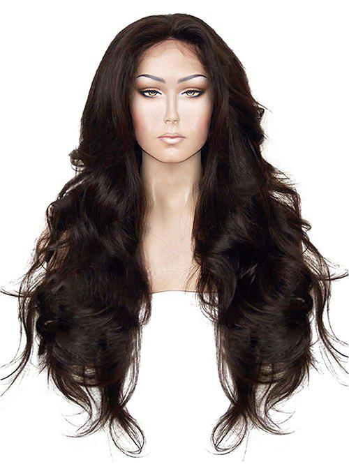 Shop Long Free Part Wavy Lace Front Synthetic Wig