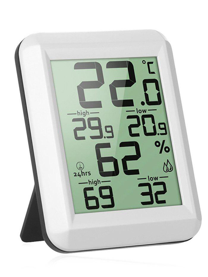 Shops Temperature Humidity Digital Display Thermometer Hygrometer