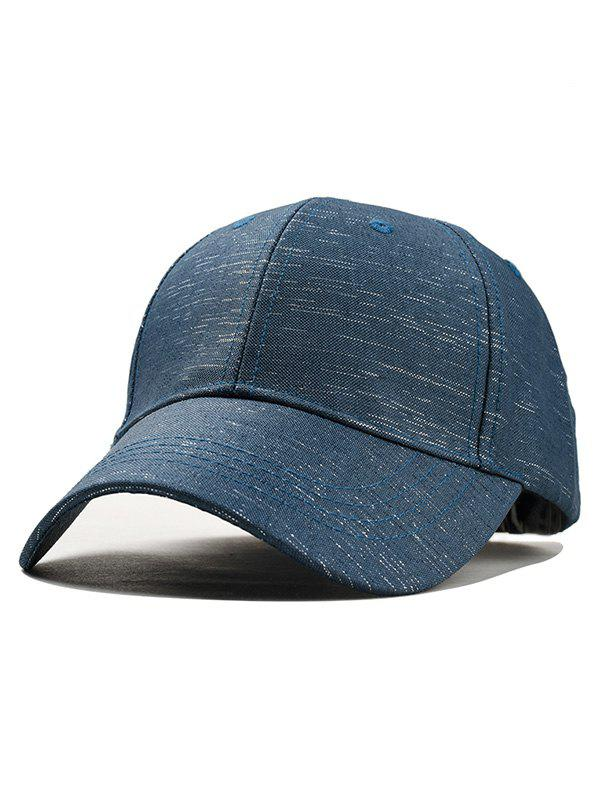 Best Vintage Colorblock Adjustable Baseball Cap