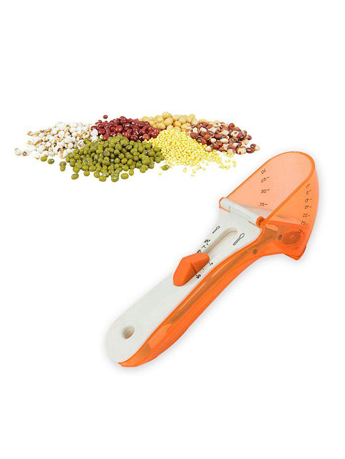 Latest Adjustable Measuring Spoon with Scale