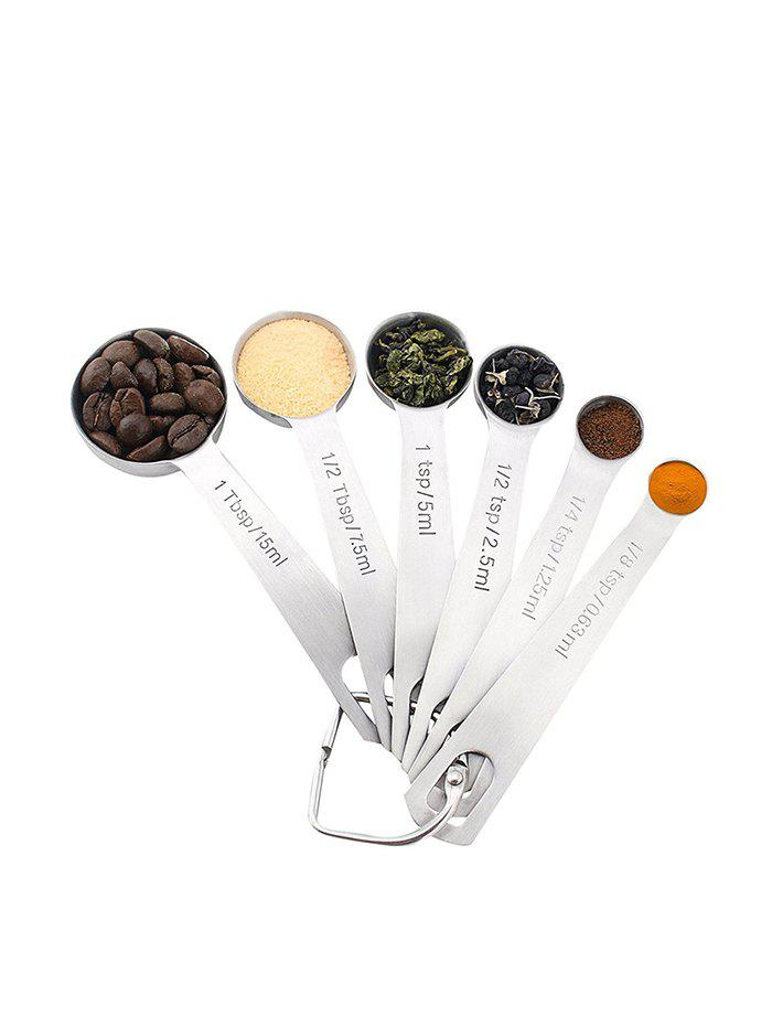 Affordable Stainless Steel Measuring Spoons Set
